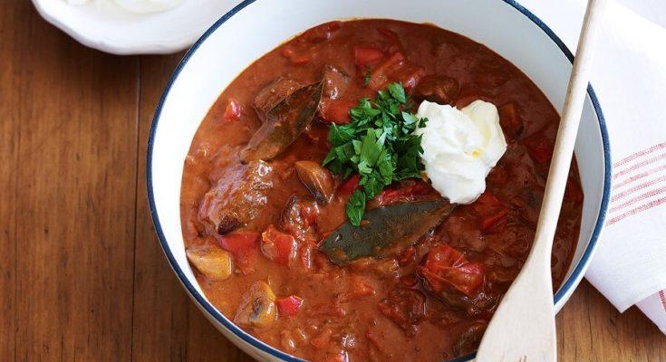 Recipe Of Hungarian Beef Goulash